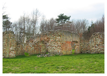 Almanack Feature: Cumbria, England / Ruins of a Roman Bathhouse
