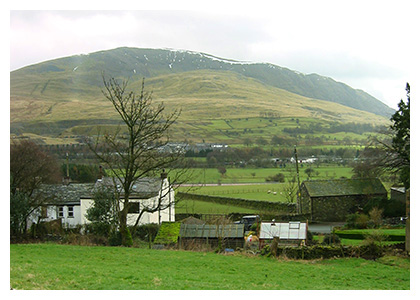 Almanack Feature: Cumbria, England / The Village of Threlkeld