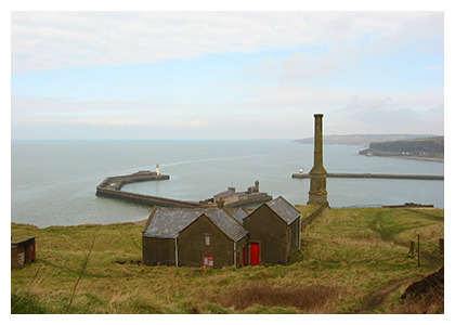 Almanack Feature: Cumbria, England / The Harbor of Whitehaven, North Cumbria