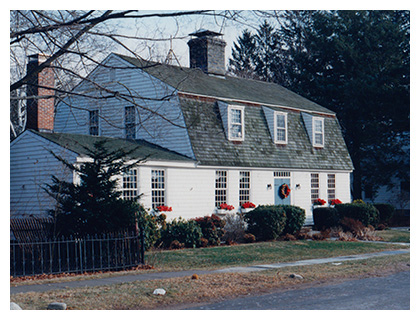 Almanack: Early History of Tolland, Connecticut - Dutch Colonial