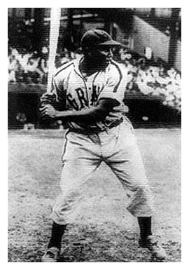 Josh Gibson / National Baseball Hall of Fame ©